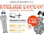 Exposition et Atelier – Librairie Croquelinottes