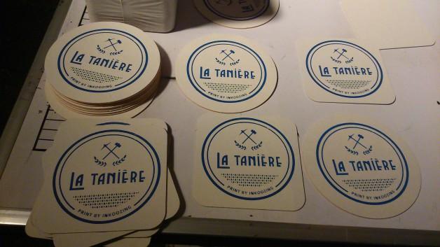 Inauguration La tanière