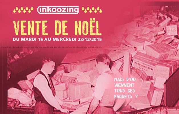 Vente de Noël 2015