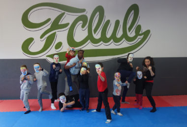 Atelier Masque au F.Club